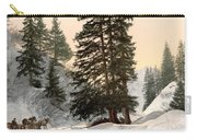 Switzerland: Davos, C1895 Carry-all Pouch