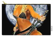 Sword And Dagger Carry-all Pouch