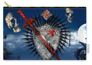 Sword And Shield Carry-all Pouch