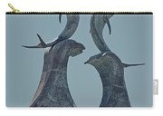 Swordfish Sculpture Carry-all Pouch