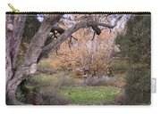 Sycamore Grove Fall Carry-all Pouch