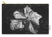 Sycamore Leaf Digital Carry-all Pouch