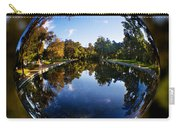 Sycamore Pool Through A Glass Eye Carry-all Pouch