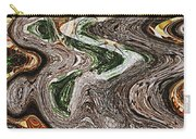 Sycamore Tree Abstract # 9283 Carry-all Pouch