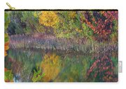 Sycamores And Willows Carry-all Pouch