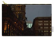 Sydney Clock On Anzac Day At Dawn Carry-all Pouch