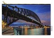 Sydney Harbor Bridge Carry-all Pouch