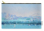 Sydney Harbour And The Opera House Carry-all Pouch