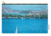 Sydney Harbour And The Opera House Vacation Carry-all Pouch