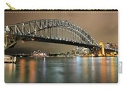 Sydney Harbour At Night Carry-all Pouch