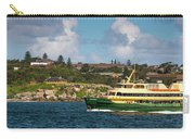 Sydney Harbour Panorama Carry-all Pouch