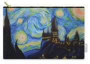 Syfy- Starry Night In Hogwarts Carry-all Pouch