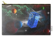 Syfy- Tardis 2 Carry-all Pouch
