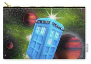 Syfy- Tardis 3 Carry-all Pouch
