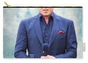 Sylvester Stallone Portrait Carry-all Pouch