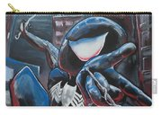 Symbiote Spider-man  Carry-all Pouch