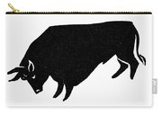 Symbol: Bull Carry-all Pouch