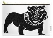 Symbol: Bulldog Carry-all Pouch
