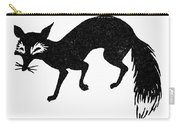 Symbol: Fox Carry-all Pouch