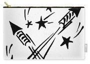 Symbol: Independence Day Carry-all Pouch