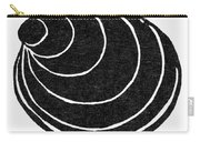 Symbol: Silence Carry-all Pouch