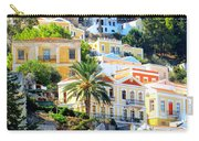 Symi Greece Carry-all Pouch