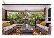 Symmetrical Balcony Carry-all Pouch