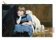 Sympathy Carry-all Pouch by Briton Riviere