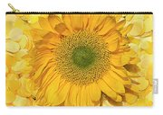 Symphony In Yellow Carry-all Pouch