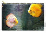Symphysodon Discus Fishes Carry-all Pouch