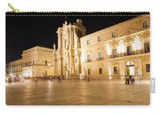 Syracuse, Sicily, Italy - Ortigia Downtown In Syracuse By Carry-all Pouch