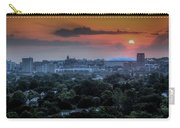 Syracuse Sunrise Carry-all Pouch by Everet Regal