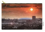 Syracuse Sunrise Over The Dome Carry-all Pouch