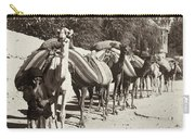 Syria: Caravan, C1900 Carry-all Pouch