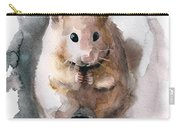 Syrian Hamster Carry-all Pouch