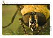Syrphid Eyes Carry-all Pouch
