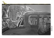 T-04902 Travelling To Climb In Style 1955  Carry-all Pouch
