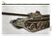 T-54 Soviet Tank W-bg Carry-all Pouch