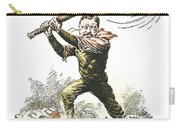 T. Roosevelt Cartoon, 1904 Carry-all Pouch by Granger