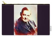T. S. Eliot, Literary Legend Carry-all Pouch