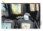 T Shirt Display Day Of Dead Carry-all Pouch
