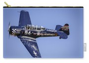 T6 At Reno Air Races Carry-all Pouch by John King