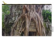 Ta Prohm Door Carry-all Pouch
