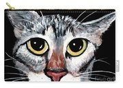 Tabby Eyes Carry-all Pouch
