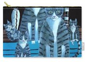 Tabby Family Carry-all Pouch