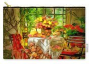 Table For Two In Ambiance Carry-all Pouch