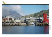 Table Mountain From The V And A Waterfront Quays Carry-all Pouch