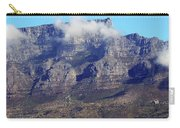 Table Mountain In The Clouds Carry-all Pouch