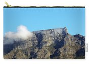 Table Mountain - Still Life With Blue Sky And One Cloud Carry-all Pouch