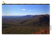 Table Rock Mountain From Caesars Head State Park In Upstate South Carolina Carry-all Pouch